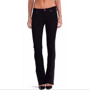Citizens of Humanity Black Jeans Kelly Bootcut 28